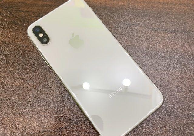 iPhoneXの買取を致しました!東大阪スマレンジャー長瀬駅前店!